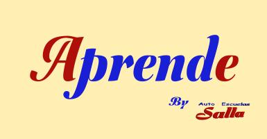 APRENDE - Autoescuelas SALLA